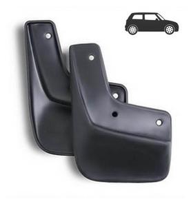 """Брызговики задние """"Novline"""" для Peugeot 208 2012-...г.в. 5 дв. хэтчбек (2 шт.)"""