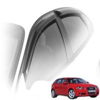 Дефлекторы на окна Кодо для Audi A3 II Sportback кузов 8P (5 двери) 2003-2012 г.в.