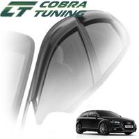 Дефлекторы на окна Cobra Tuning для Audi A3 III кузов 8V (хэтчбек) 2012-...г.в.