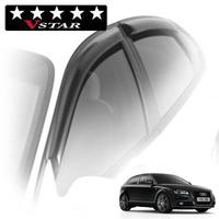 Дефлекторы на окна V-Star для Audi A3 III кузов 8V (хэтчбек) 2012-...г.в.