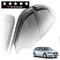 Дефлекторы на окна V-Star для Audi A4 II/III кузов 8Е,B6\B7 (универсал) 2000-2008 г.в.