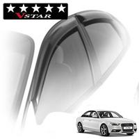 Дефлекторы на окна V-Star для Audi A4 IV кузов 8K,B8 (седан) 2008-...г.в.