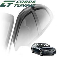 Дефлекторы на окна Cobra Tuning для Audi A4 IV кузов 8K,B8 (универсал) 2008-...г.в.