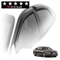 Дефлекторы на окна V-Star для Audi A6 IV кузов 4G,C7 (седан) 2011-...г.в.