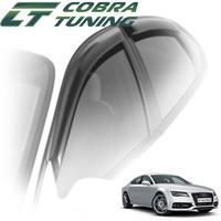Дефлекторы на окна Cobra Tuning для Audi A7 Sportback 2010-...г.в.
