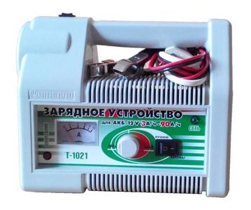 Автомобильное зарядное устройство Автоэлектрика т 1021 (для автомобильного аккумулятора)