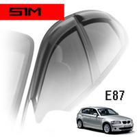 Дефлекторы на окна SIM для BMW 1-E87 (5-дверей) 2004-2012 г.в.