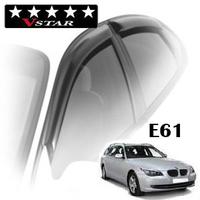 Дефлекторы на окна V-Star для BMW 5-E61 (универсал) 2003-2010 г.в.