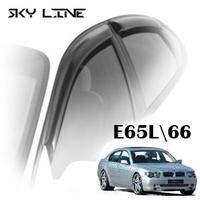 Дефлекторы на окна Sky Line для BMW 7-E65L\66 2001-2008 г.в.