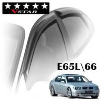 Дефлекторы на окна V-Star для BMW 7-E65L\66 2001-2008 г.в.