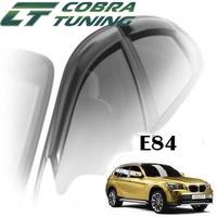 Дефлекторы на окна Cobra Tuning для BMW X1 E84 2009-...г.в.