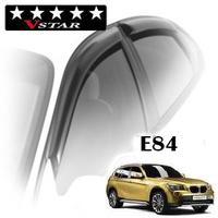 Дефлекторы на окна V-Star для BMW X1 E84 2009-...г.в.
