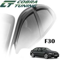 Дефлекторы на окна Cobra Tuning для BMW 3-F30 (седан) 2012-...г.в.