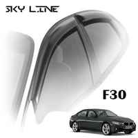 Дефлекторы на окна Sky Line для BMW 3-F30 (седан) 2012-...г.в.