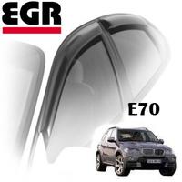 Дефлекторы на окна EGR для BMW X5 E70 2006-2013 г.в.