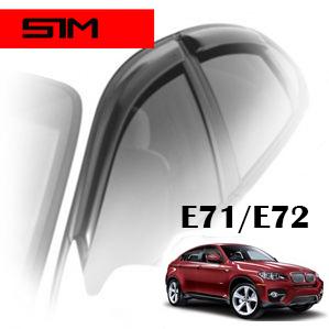 Дефлекторы на окна SIM для BMW X6 E71/E72 2008-...г.в.