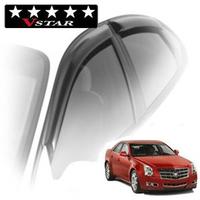Дефлекторы на окна V-Star для Cadillac CTS II 2007-2013 г.в.