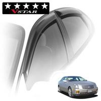 Дефлекторы на окна V-Star для Cadillac CTS I 2002-2007 г.в.