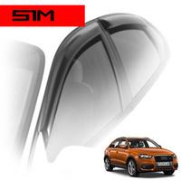 Дефлекторы на окна SIM для Audi Q3 2011-...г.в.