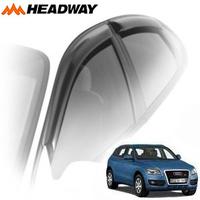 Дефлекторы на окна Headway для Audi Q5 2008-...г.в.