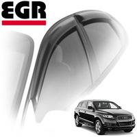 Дефлекторы на окна EGR для Audi Q7 I 2005-2015 г.в.